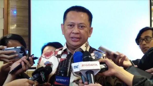 Soal Kepimilikan Senpi, Ketua MPR Tegaskan Tak Pernah Mengusulkan ke Kapolri