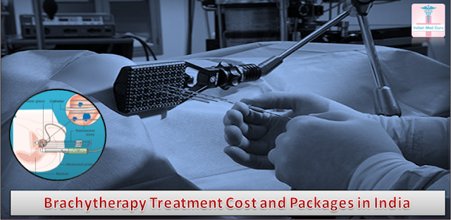 Brachytherapy Treatment Cost and Packages in India