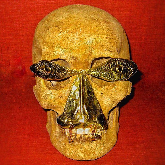 Oton Death Mask