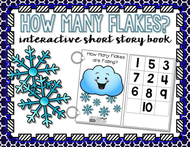 https://www.teacherspayteachers.com/Product/How-Many-Flakes-Interactive-Short-Story-2949390