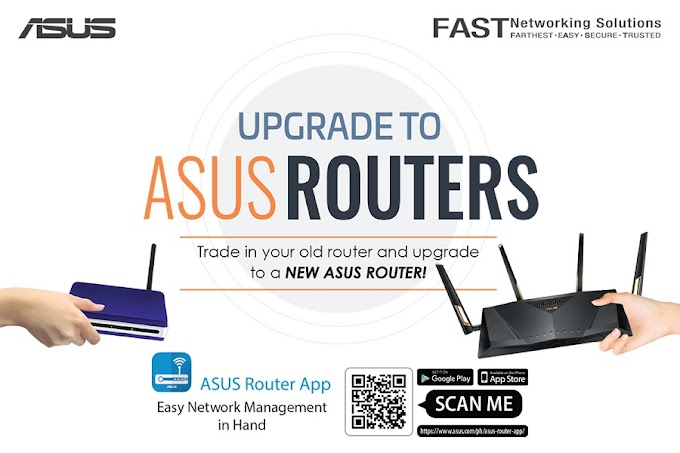 ASUS Initiates Upgrade to  ASUS Router Promo