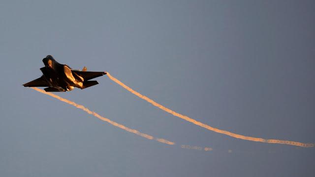 Suspenden las pruebas operativas del F-35 en EE.UU. por coronavirus