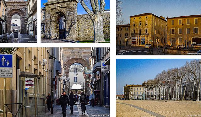 Bastide Saint Louis, Carcassonne, França