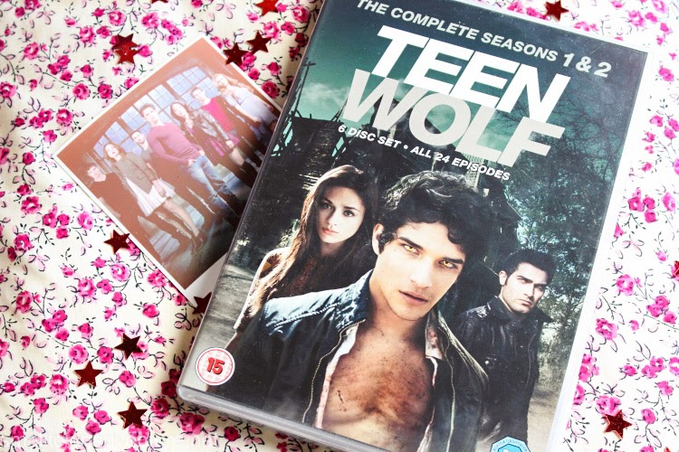 Media Monday Teen Wolf, Teen Wolf, Serienjunkie, Filmblogger, Stiles, Stydia