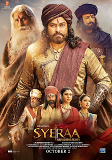 Sye Raa Narasimha Reddy 2019 Telugu 720p True WEB-DL 950MB With Subtitle