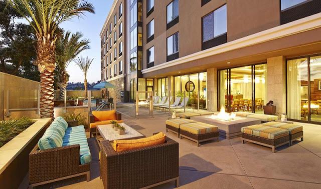 Hotel Hampton Inn San Diego Mission Valley