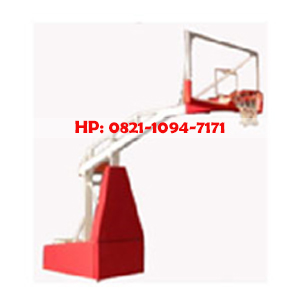 Ring Basket Portable Dapat Dilipat Hidrolik Manual