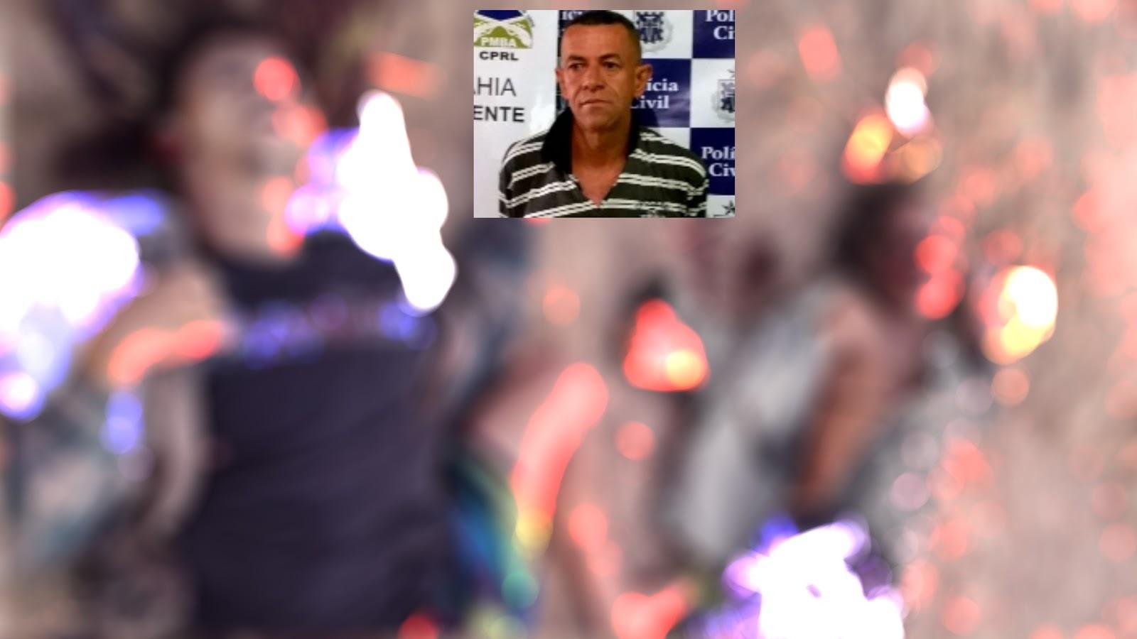 EXECUÇÃO: CORPO DE AMARGOSENSE E MAIS 2 HOMENS SÃO ENCONTRADOS EM SANTA TERESINHA