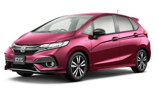 Honda Jazz Facelift 2017 Indonesia