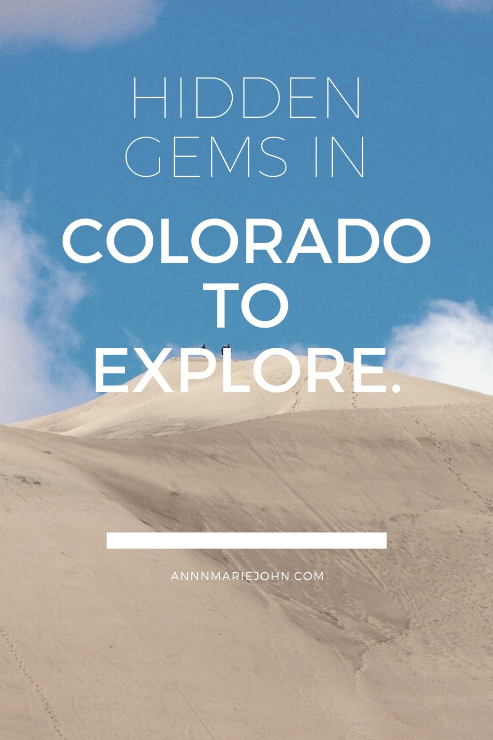 Hidden Gems to Explore in Colorado