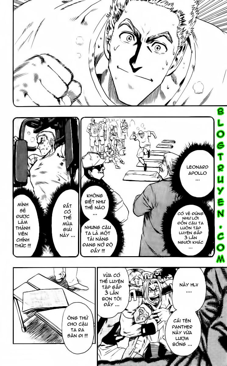 Eyeshield 21 chapter 68 trang 15
