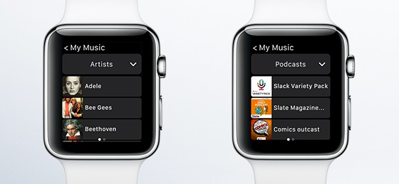 Deezer music streaming app launched for Apple Watch