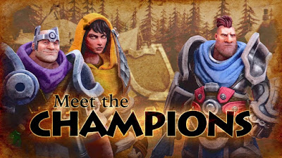 Champion of Anteria PC Game Free Download