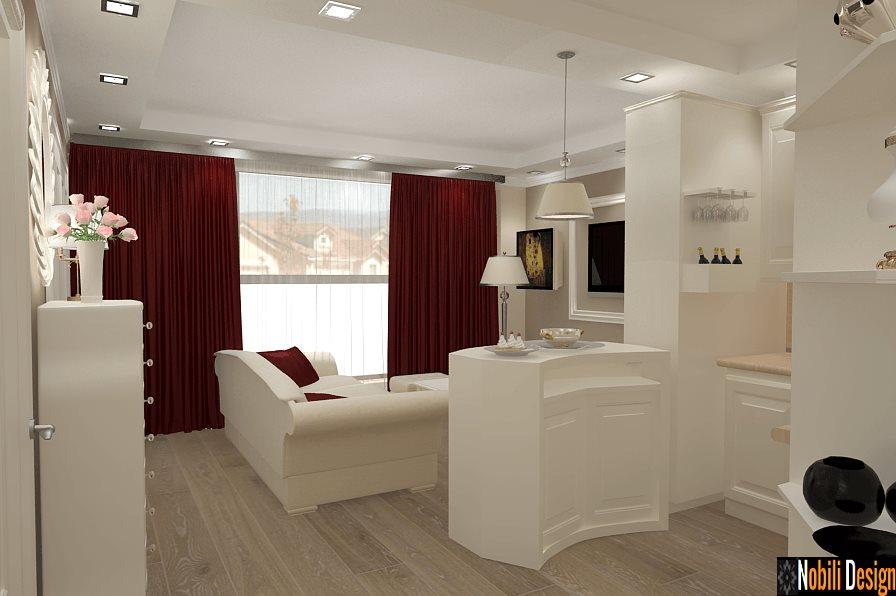 Design interior apartamente stil clasic bucuresti servicii design interior arhitect amenajari - Design interior apartamente ...
