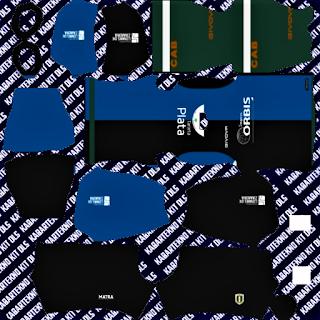 banfield away  Superliga Argentina DLS Kit 22