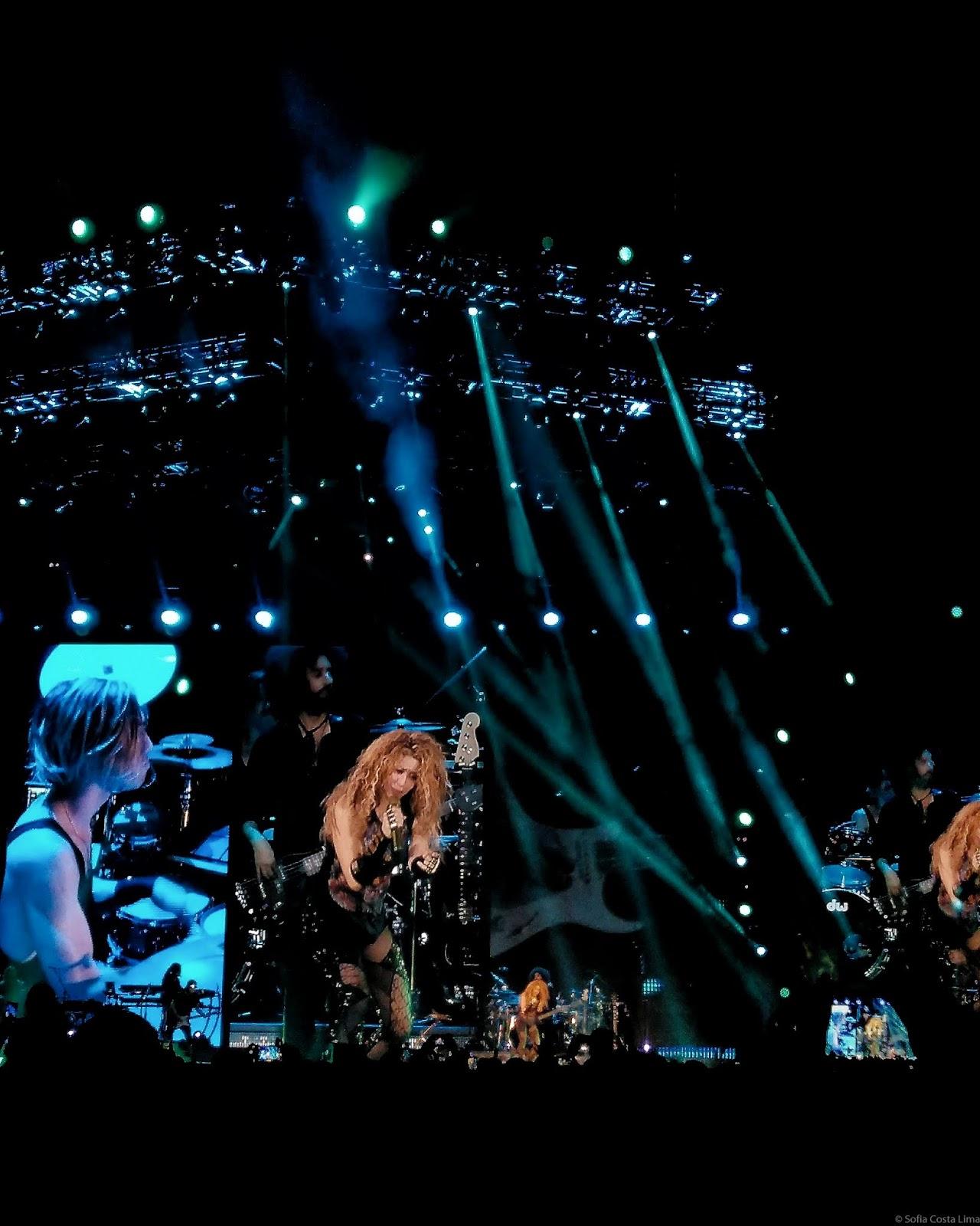 Shakira - Altice Arena, Lisboa