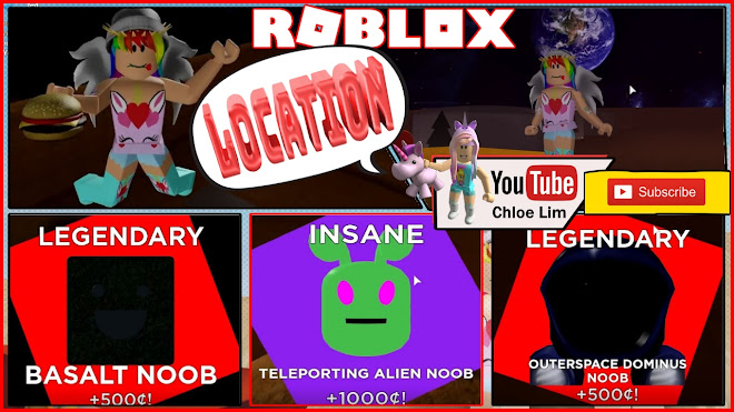 Roblox Find the Noobs 2 Gameplay! Going to Mars! SEE DESC -  All 59 Noobs Locations!