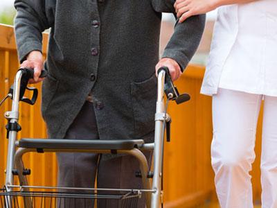 Asistencia a personas dependientes y discapacitados