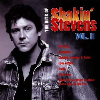 Shakin' Stevens-Because I Love You