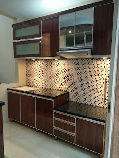 jasa Kitchen set minimalis
