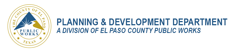 El Paso County Planning & Development