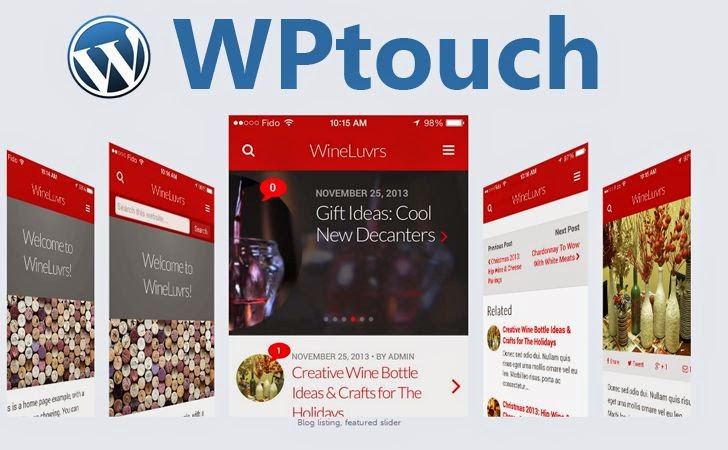 Vulnerability in WPTouch WordPress Plugin Allows Hackers to Upload PHP backdoors