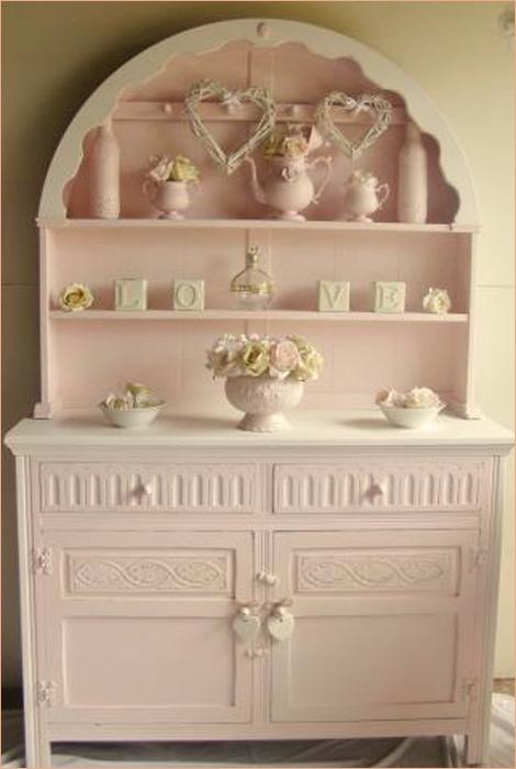Country Kitchen Dresser Wall Shelves
