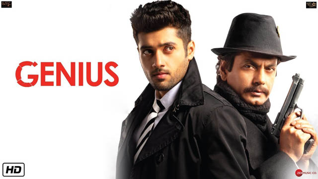 Genius (2018) Hindi Movie 720p BluRay Download