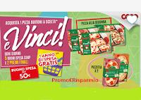 Con Pizza Buitoni vinci 150 buoni spesa Coop da 50 euro e 2 anni si spesa gratis