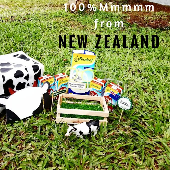 Nikmati 100% Mmmmm Fernleaf UHT dari New Zealand