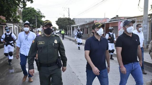 Nuevas medidas en Barranquilla para evitar más contagios