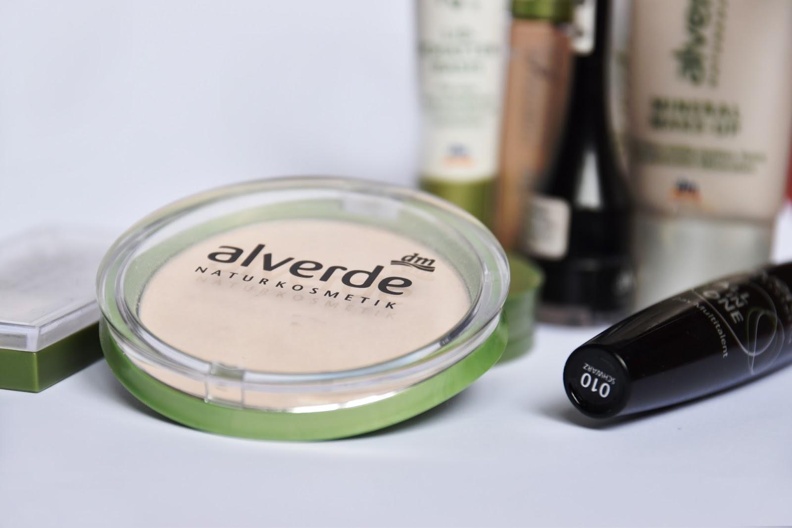 přírodní kosmetika Alverde