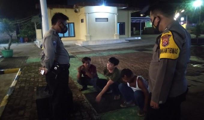 Pastikan Kondisi Keamanan Wilayah, Jajaran Polsek Cikande Gelar Patroli Cipta Kondisi