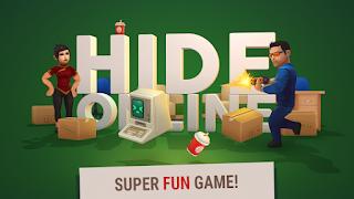 تحميل لعبة Hide Online مهكرة للاندرويد