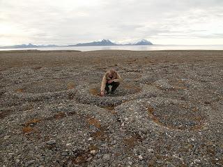 Círculo-Svalbard-Permafrost-Noruega