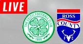 Celtic vs Ross County LIVE STREAM streaming