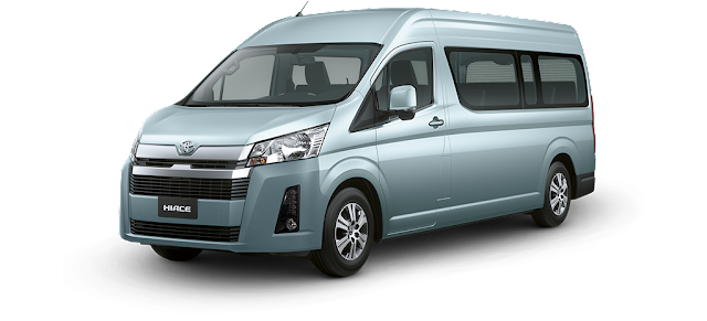 Toyota HIACE Pricelist As of July 2019!