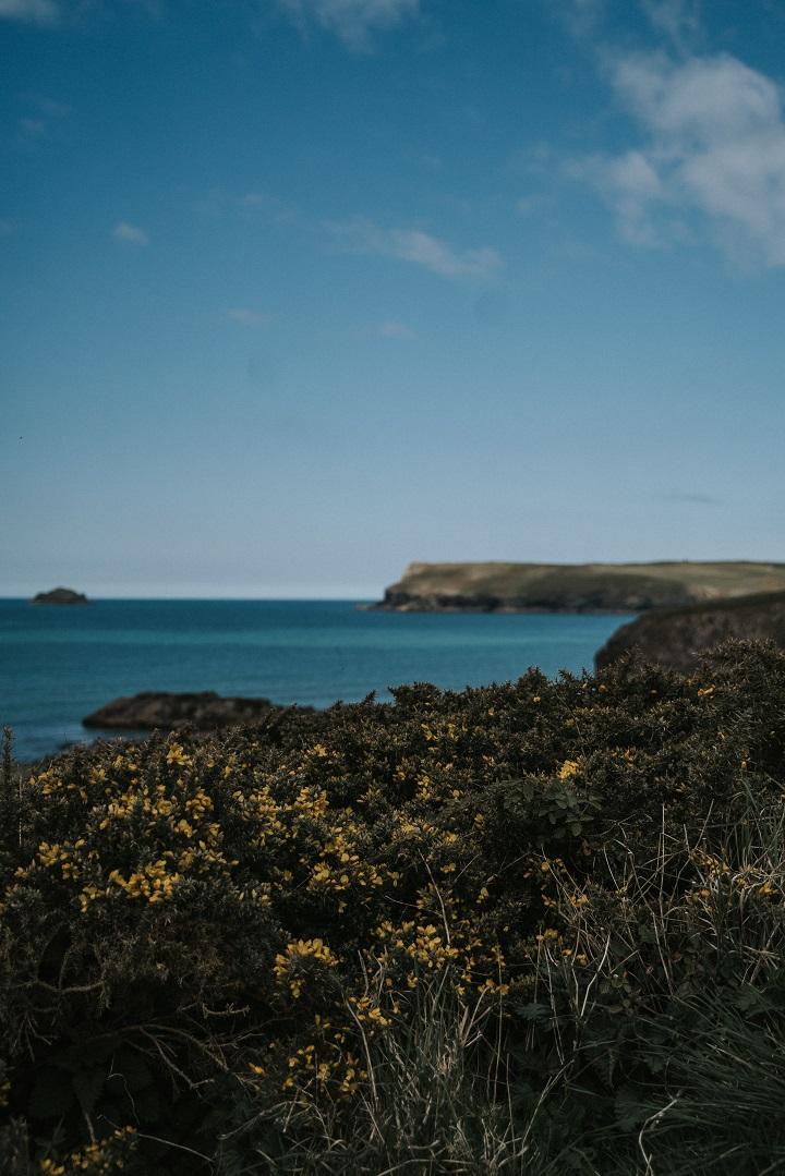South West Coastal Path from Polzeath