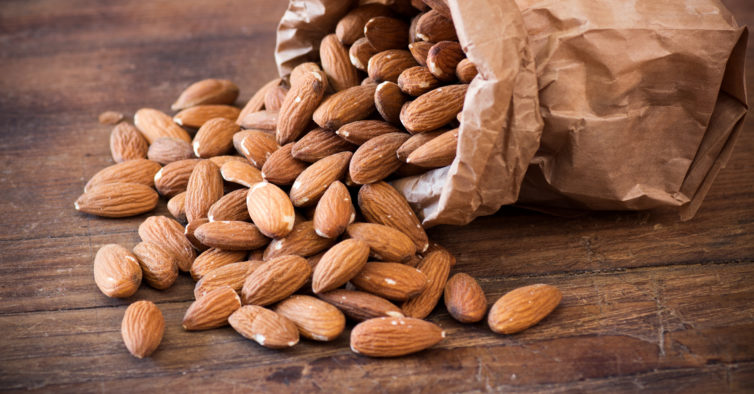 Os benefícios das amêndoas orgânicas, e seus impactos na saúde em geral