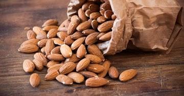 Os benefícios das amêndoas orgânicas, e seus nutrientes incríveis para a saúde