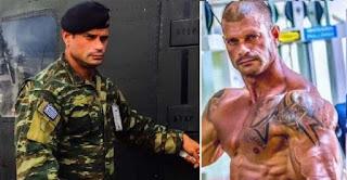 Ο Τρικαλινός bodybuilder του ελληνικού στρατού που τρέμουν οι Τούρκοι
