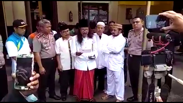 Tiga Kejanggalan dalam Permintaan Maaf Oknum Shalawat Banser
