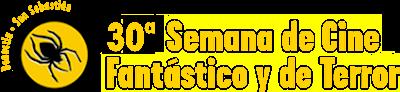Logo de la 30 Semana de Cine Fantástico y de Terror