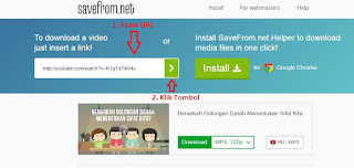 Cara Download Video Youtube dengan Mudah Tanpa software 2