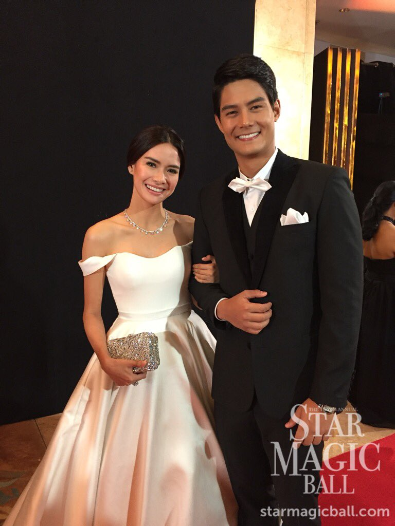 Erich Gonzales and Daniel Matsunaga Star Magic Ball