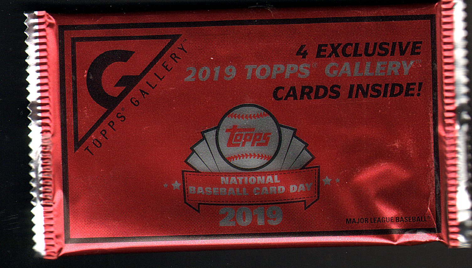 A Pack To Be Named Later 2019 Topps National Baseball Card Day