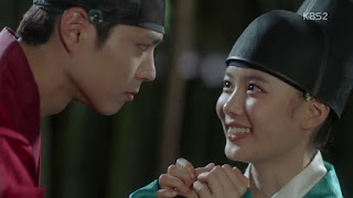 Sinopsis Moonlight Drawn By Clouds Episode 2 - 1