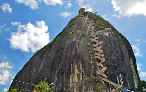 Rocha de Guatapé – Colômbia
