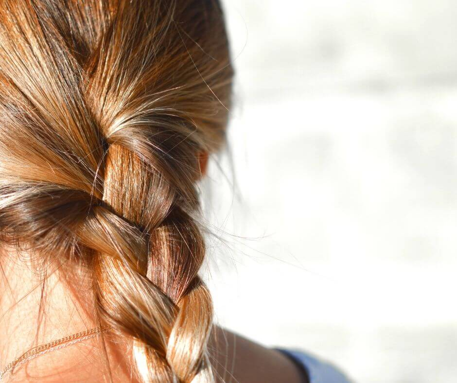 How To Routinise Your Self-Care   Take the time to do your hair every day.