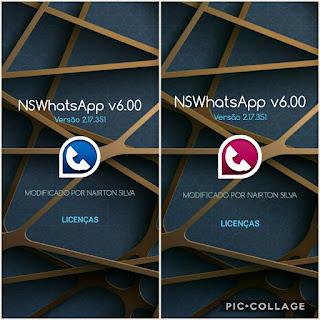 NSWhatsApp v6.00 WhatsAppMods.in